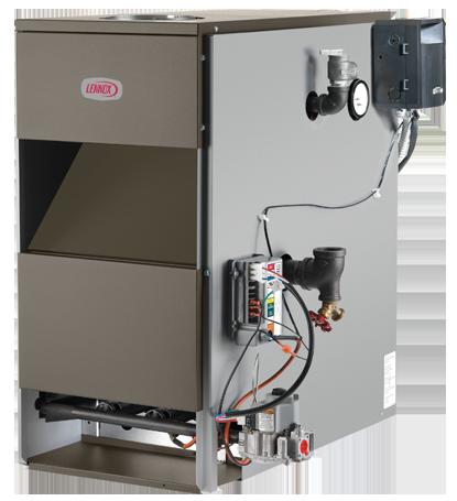 Lennox GWB8-E Boiler - Click For Brochure