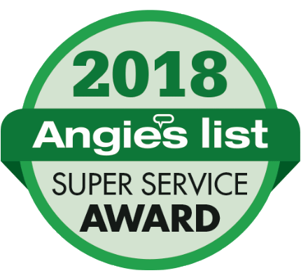 Angies List Award 2018