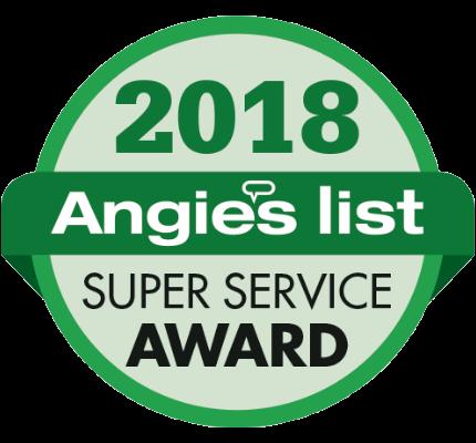 Angies List Award 2018