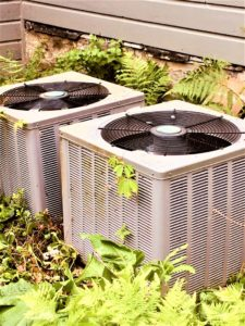 Don P - Twin Condensers- before cleaning