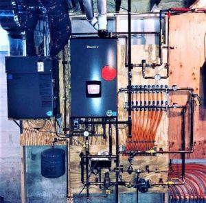 Ryan-Boiler _ HRV Installation