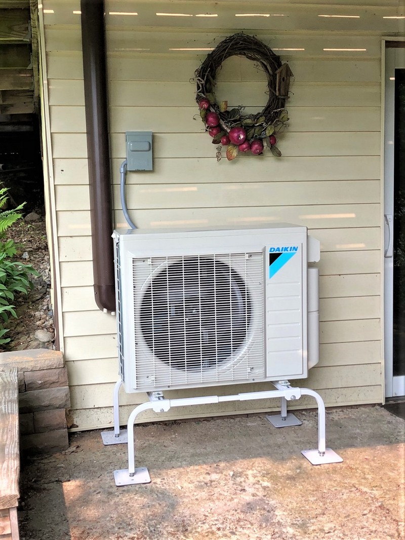 Tom_Ryan-Outdoor condenser for mini split installation