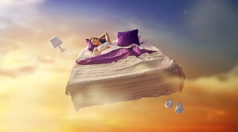 dream-sleep