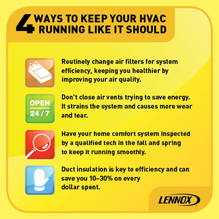 Ways To Keep Your Furnace Running Like It Should