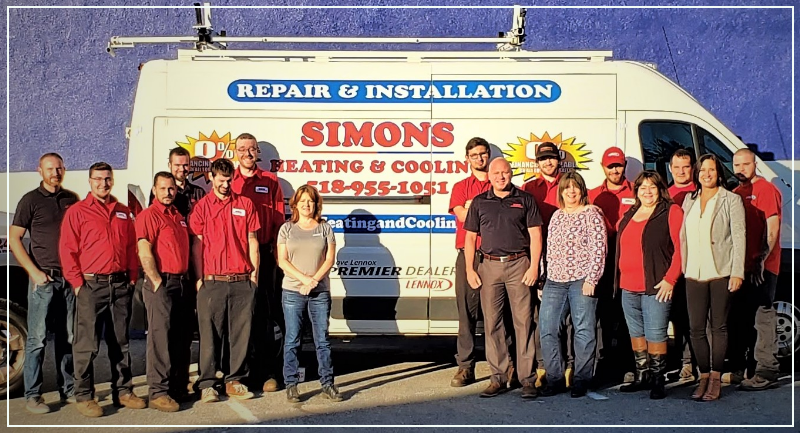 Simons HVAC Team 2019