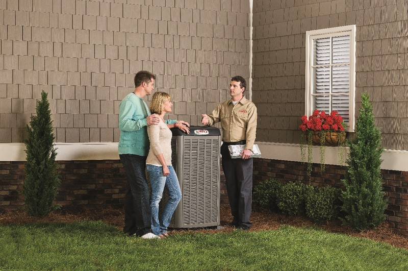 AC Outdoor Unit- w homeowner