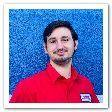 Jake Prevost : Service Technician